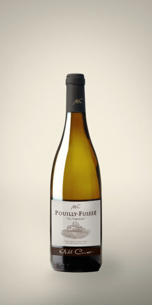 """POUILLY FUISSE """" Au VIGNERAIS"""" Bouteille 75 cl"""